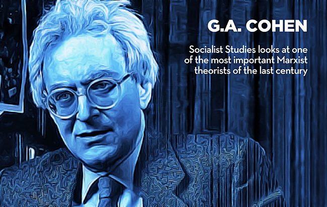 View Special Issue on G.A. Cohen