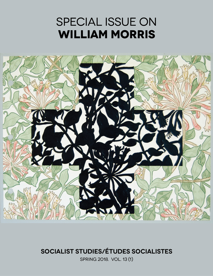 View Vol. 13 No. 1 (2018): Special Issue: William Morris