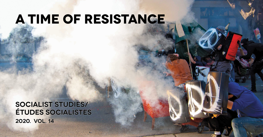 View Vol. 14 No. 1 (2020): A Time of Resistance